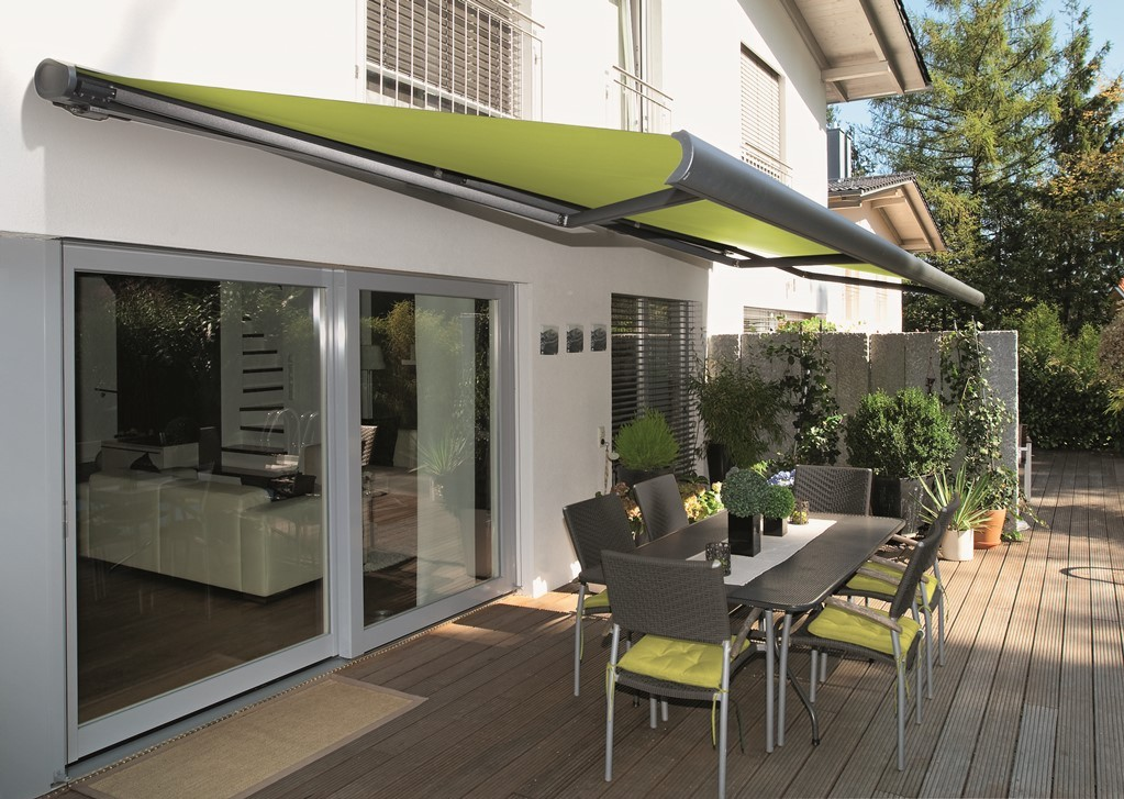 Markilux Awnings Somfy Experts Abs Blinds Tenterden Kent