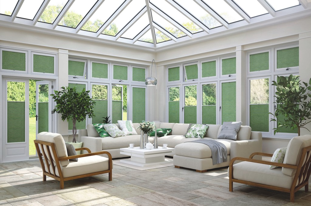 Conservatory Blinds ABS Tenterden Kent