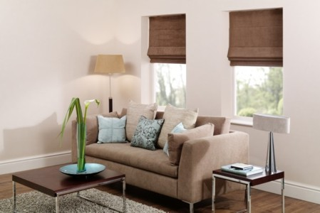 ABS Blinds - Roman Blinds