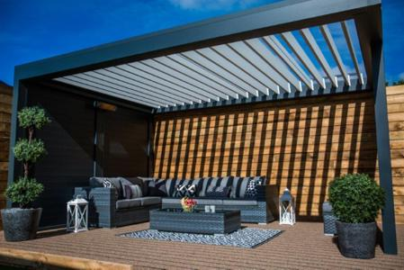 Outdoor Living Pod - ABS Blinds Tenterden