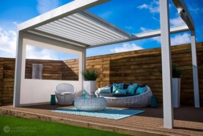 ABS Blinds Tenterden - Outdoor Living Pods