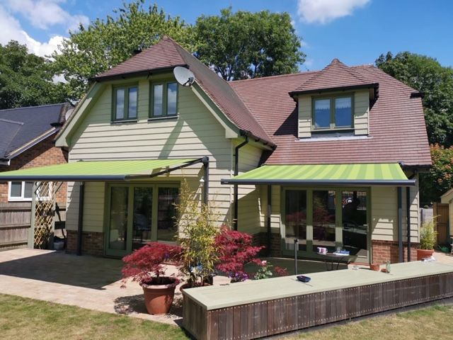 ABS Blinds Tenterden - Outdoor Living Pods